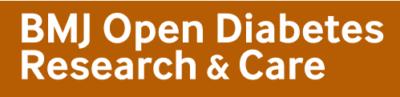 BMJ Open Diabetes & Care